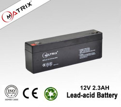EPS Vrla Battery 12v 2.3ah
