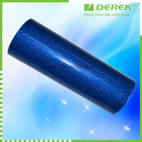 Derek Blue Glossy Diamond Pearl Model Car Decals