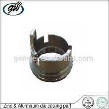 Zinc die casting camera adapter ring