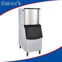 China manufacturer refrigerated ice maker installation
