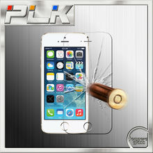 Factory Price 9H tempered glass anti explosion screen guard for iPhone 5s oem/odm (Glass Shield)