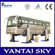 Combined And Movable Hydraulic Lift