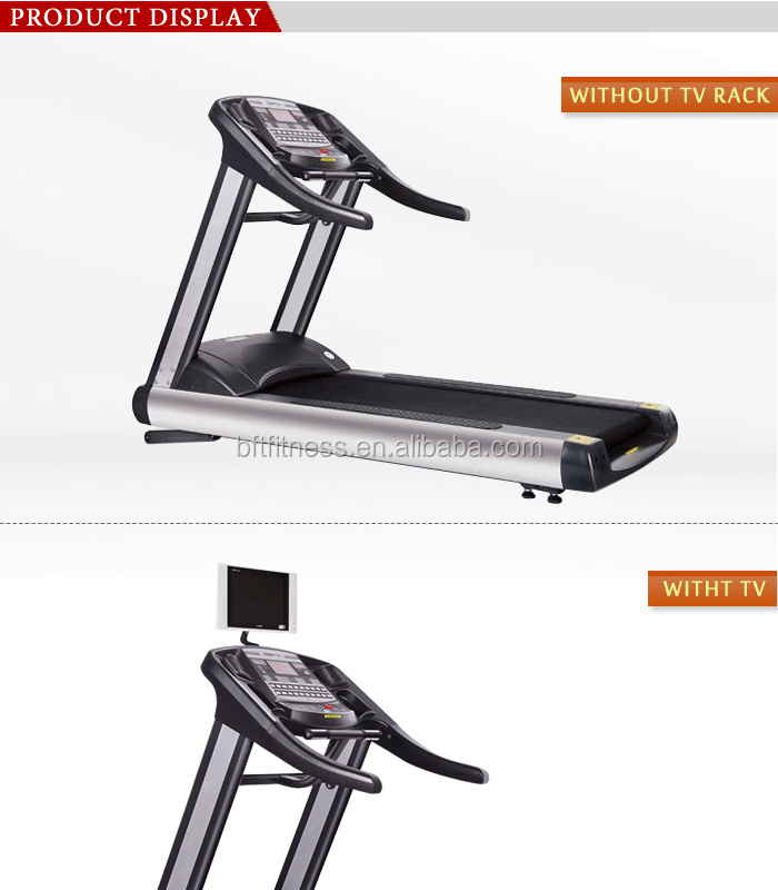 BCT 01 Luxurious Commercial Treadmill Used Fitness Treadmill