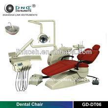 Gd-dt06 instrumentos dentales dental silla del paciente