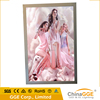 ultrathin snap advertising led poster frame light box for convenient installation