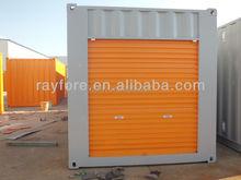 20ft/40ft roller door self storage container
