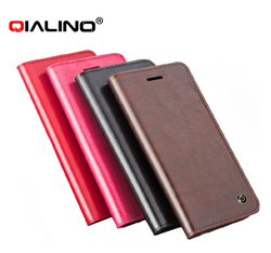 Original Design Cow Leather Mobile Phone Bags & Cases For Iphone 6 Plus