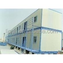 portable prefabricated duplex house home decor container house