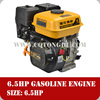 air cooled OHV cylinder 4 stroke gasoline engine gx200 6.5hp