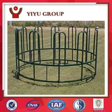 Hot selling products oval pipe cattle yard / used-corral-panels made in china