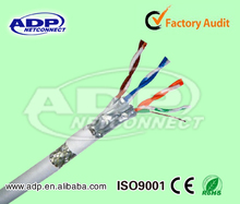 Cat7 305m High Speed Shielded Twisted Pair Network Cable