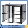 Powder Coating/ galvanized Welded Dog Cage and Galvanized Before Weaving Chain Link Dog Cage