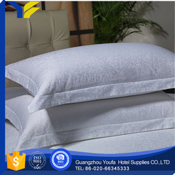 microfiber Guangzhou U-Shape oversized 28 x 28 european pillow