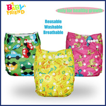 Free Shipping Reusable and Eco-friendly Babyfriend Baby Cloth Diaper