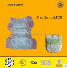 China Super Absorption Baby Diaper Free Sample