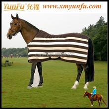 Hot moda caballo ecuestre ; ropa de equitación con 600D lila tejidos ; W & B ropa de equitación