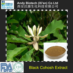 Black Cohosh P.E. 10:1 Pure Natural Black Cohosh Root Powder