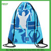 Hot Sale polyester drawstring sports bag , BSCI Factory backpack bag
