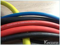 cheap good quality textile braid flexible air rubber hose pipe