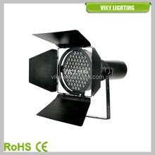 barndoor 10 dgr 6000K 76x5w C ree exhibition auto show led light