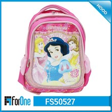 Dongguan factory customized high quality of the brand-name school bag
