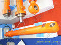 pequeño cilindro hidráulico para la minería