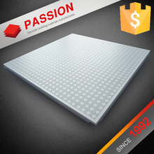 Square Aluminum Water Resistant Waterproof Types Of Ceiling Board