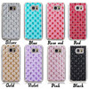 Unique Fashion Diamond Soft TPU Back Cover Cell Phone Case For Samsung Galaxy NOTE 5