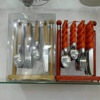 Spoon, Fork, Knife,Stainless Steel Flatware ,Camping Cutlery