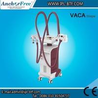 Enhance Skin Elasticity Lipolaser Slimming Machine For Reducing Fat (VACA Shape)