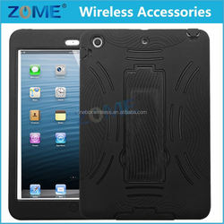 Popular With Vertical Stand Armor Case For Ipad Mini 3