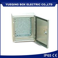 stainless steel metal enclosure IP66