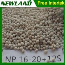 low price NPK16-20+12S Compound fertilizer