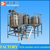 Vacuum Homogenizing Emulsifying Mixer Paste Machine
