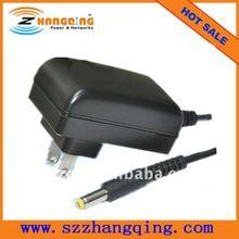 US wall plug 12V 3A AC DC power adaptor with UL CE RoHS