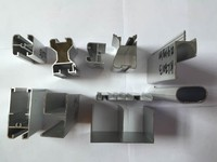 Cabinet, Kitchken,Window and Door aluminum extrusion profile for Middle East UAE Dubai Market