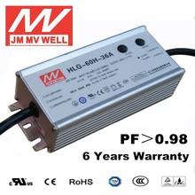 60W 36V led power for street with UL EMC TUV ROHS