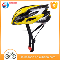 Newest design safety helmet strong and durable with long service bike racing helmet