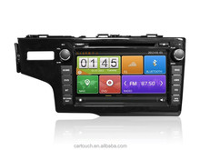 car dvd player with car gps navifation system for Honda Fit