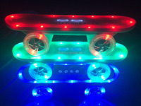 Portable LED Bluetooth speaker new style with wholesales price Hot! Hot!Hot!