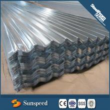 Corrugated galvanized steel roofing galvanized corrugated steel sheet