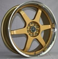Replica car alloy wheels with reasonable price 17x7.0