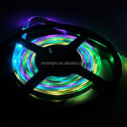 2015 New Hot !!! 5050 RGB SMD LED APA102C chip/WS2812B led strip light