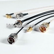 RF Coaxial Cable assembly, custom RF connector, ROHS