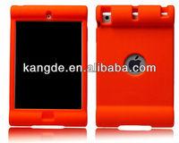 "MOQ 500pcs 7"" tablet silicon case cover silicone impact drop shock resistant tablet bumper"