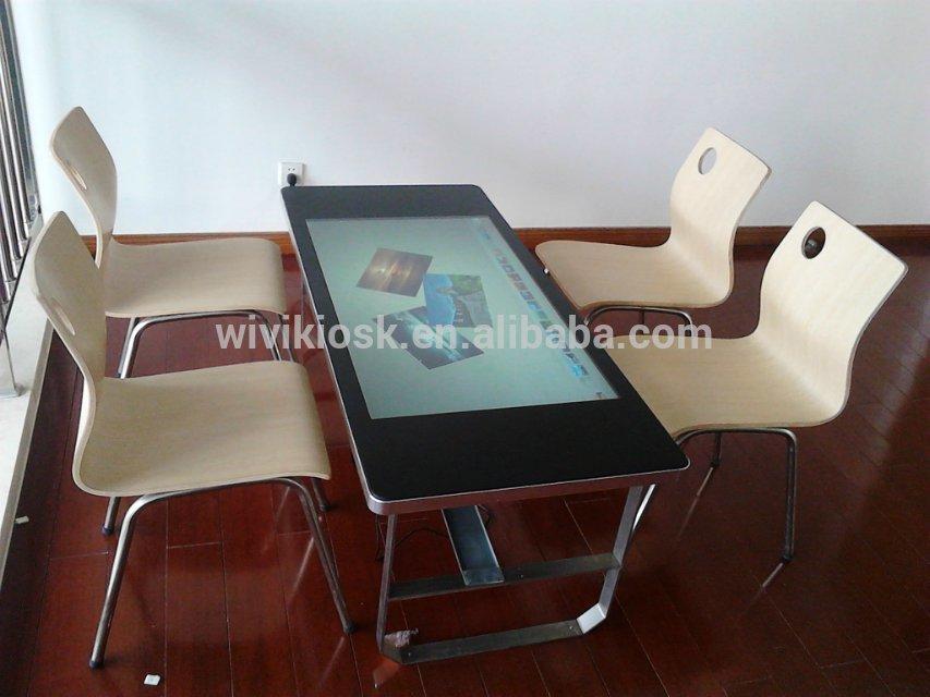 42 table basse num rique tactile capacitif projet for Table tactile 40 52 point sur40