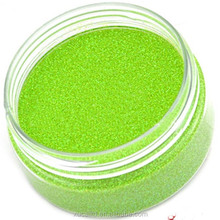 Bulk PET bulk hexagon metallic glitter powder