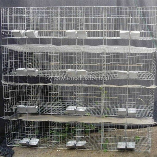 Cheap commercial rabbit cages for 24 rabbits buy for Cheap c c cages