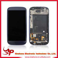 Motherboard price lcd screen for Samsung Galaxy I9300 S3 assembly replacement