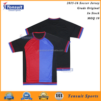 Wholesale low price customize your own soccer jersey hot football team soccer uniform